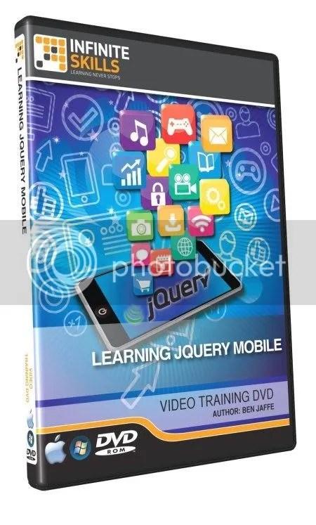 Infiniteskills - Learning jQuery Mobile + Working Files