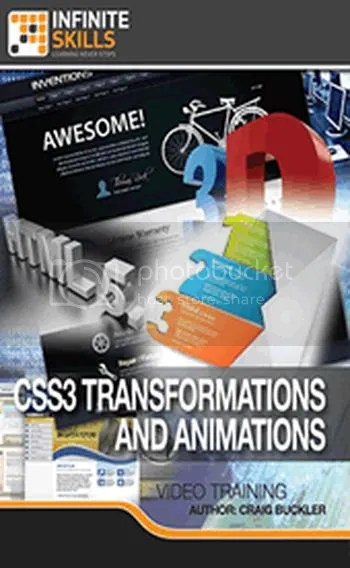 Infiniteskills: CSS3 Transformations And Animations Training Video