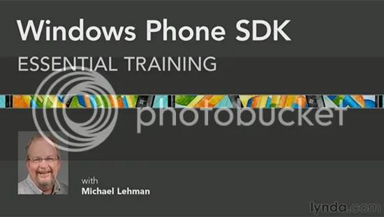 Lynda - Windows Phone SDK Essential Training (2013) (update)