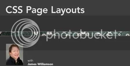 Lynda - CSS : Page Layouts Training
