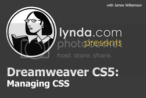 Lynda - Dreamweaver CS5 Managing CSS