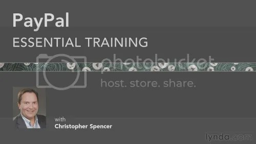 Lynda - PayPal Essential Training