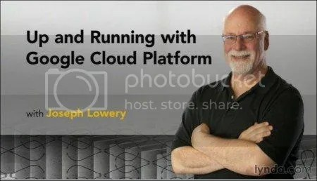 Lynda - Up and Running with Google Cloud Platform