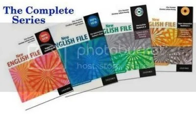 Oxford NEW ENGLISH FILE Series (Complete) - Interactive Tutorials