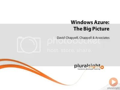 Pluralsight - Windows Azure: The Big Picture