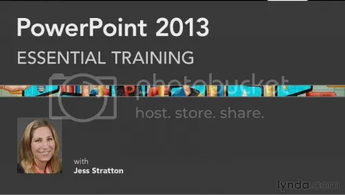 PowerPoint 2013 Essential Training with Jess Stratton Training