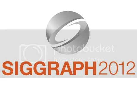 Siggraph Encore 2012 Courses And Studio Panel Extras