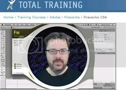 Total Training - Adobe Fireworks CS6 Essentials