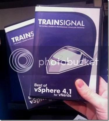 Trainsignal - Best of vSphere 4.1 for vNerds Training