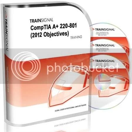 Trainsignal - CompTIA A+ 220-801 (2012 Objectives) with Joe Rinehart