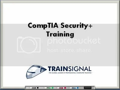 Trainsignal - CompTIA Security Plus Disk 1-2
