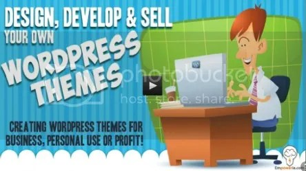 Udemy - Design Develop and Sell WordPress Themes
