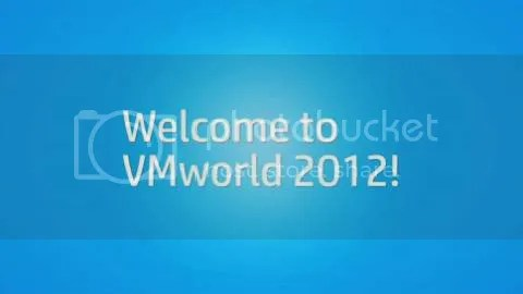 VMware World Sessions Completed 2012 Video and PDFs