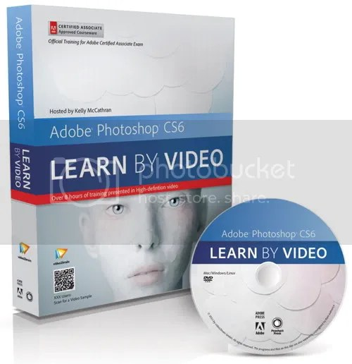Video2Brain - Adobe Photoshop CS6 - Learn By Video : Mastering The Fundamentals