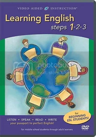 Video Aided Instruction - Learning English Steps 1-2-3 Training