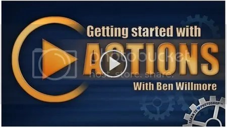 creativeLIVE - Getting Started with Actions