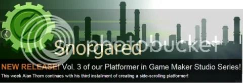3DMotive - Side-Scrolling Platformer in Game Maker Studio Vol 4 Training