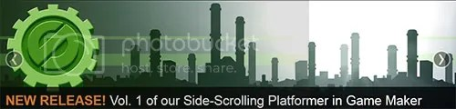 3DMotive - Side-Scrolling Platformer in Game Maker Studio