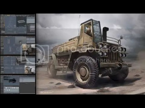 3D Look Development in Modo with Andras Kavalecz