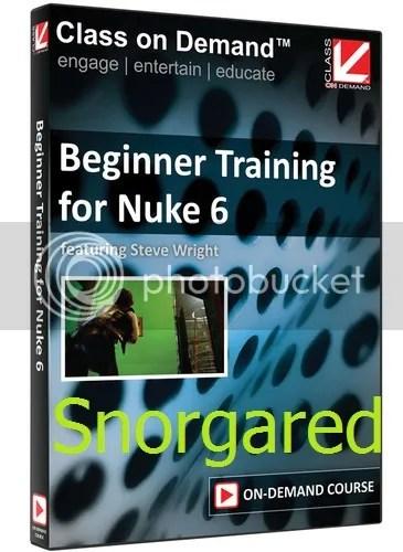 Class On Demand - Beginner Training for Nuke 6