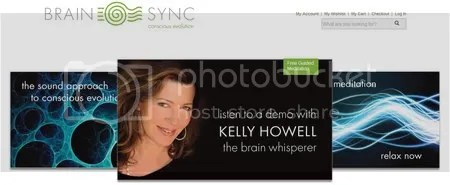 Brain Sync Mega Pack by Kelly Howell (Subliminal)