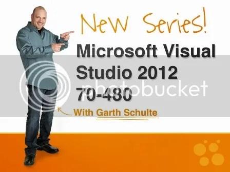 CBT Nuggets - Microsoft Visual Studio 2012 70-480 : Styling HTML5 Programmatically