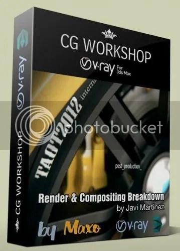 CGWorkshop - Render & Compositing Breakdown