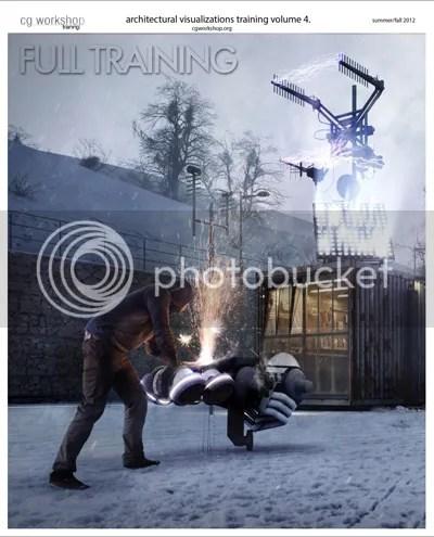 CG Workshop - Architectural Visualization Volume 4 Full Training
