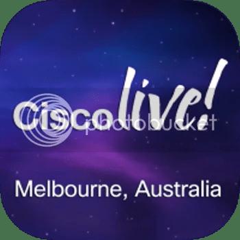 Cisco Live 2014 Melbourne