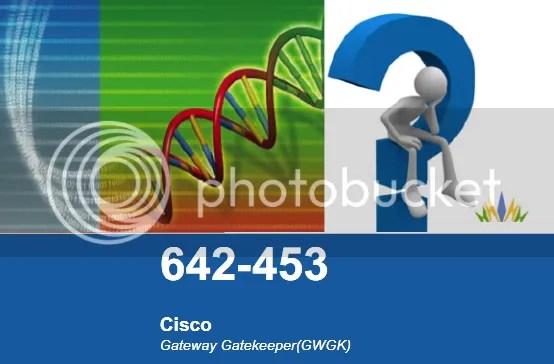 Cisco VoIP CCNP Voice 642-453 Gateway Gatekeeper