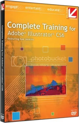 Class On Demand - Complete Training for Adobe Illustrator CS6