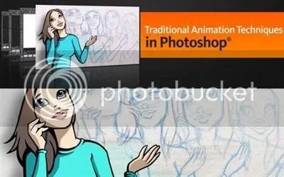 Digital Tutor - Traditional Animation Techniques in Photoshop CC 14.0 with Kurt Jones