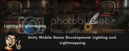 Digital Tutors - Unity Mobile Game Development Lightning And LightMapping Tutorials