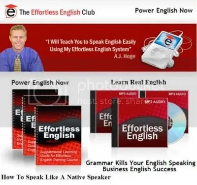 Effortless English - Complete All 5 Courses Training (Interactive Tutorials)