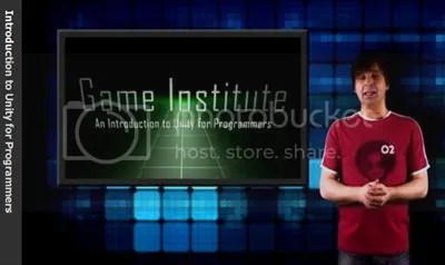 GameInstitute - Introduction to Unity for Programmers