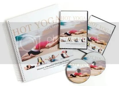 Hot Yoga MasterClass Training