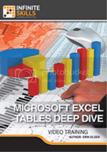 Infinite Skills - Microsoft Excel - Tables Deep Dive