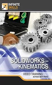 Infinite Skills - SolidWorks - Kinematics