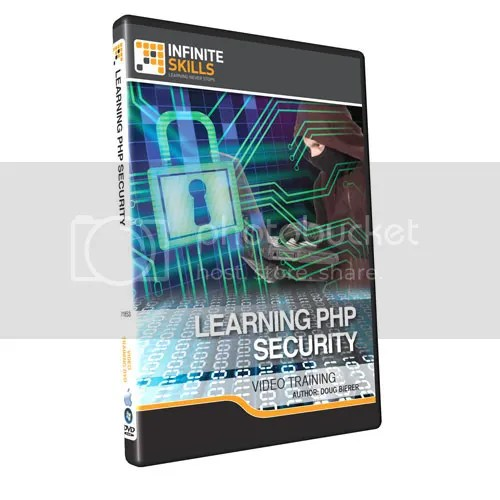 Infiniteskills - Learning PHP Security