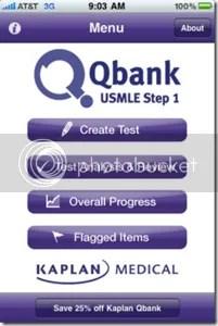 Kaplan USMLE Step 1 QBank 2013 + JPG