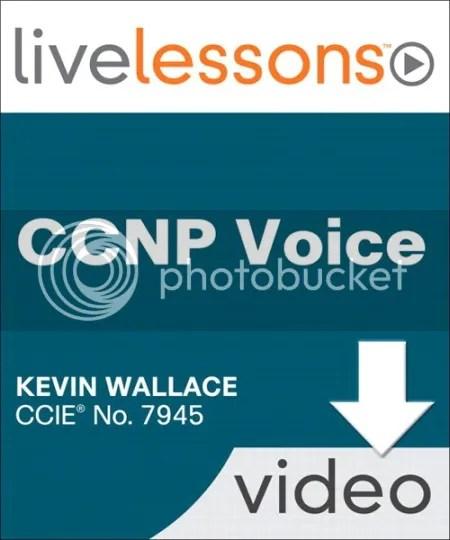 LiveLessons - CCNP Voice