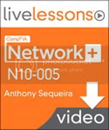 LiveLessons - CompTIA Network N10-005