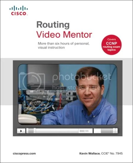 LiveLessons - Routing Video Mentor