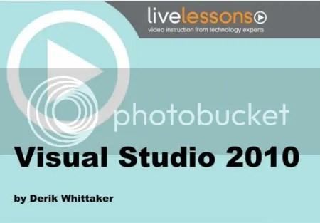 LiveLessons - Visual Studio 2010 Training