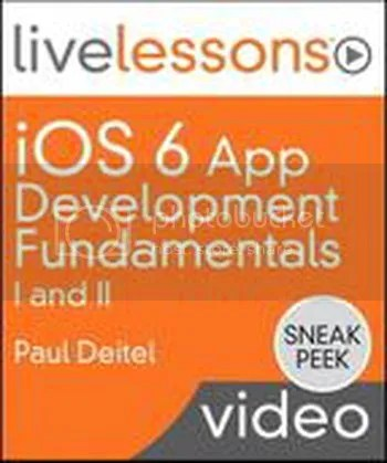LiveLessons - iOS 6 App Development Fundamentals I and II