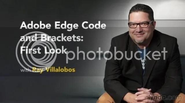 Lynda - Adobe Edge Code and Brackets: First Look