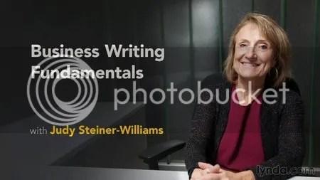 Lynda - Business Writing Fundamentals