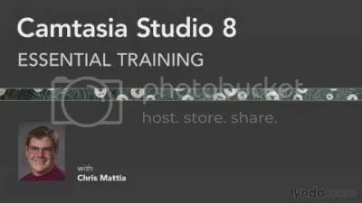 Lynda - Camtasia Studio 8 Essential Training with Chris Mattia