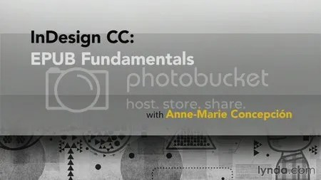 Lynda - InDesign CC: EPUB Fundamentals