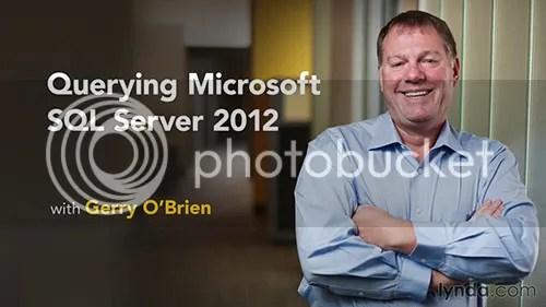 Lynda - Querying Microsoft SQL Server 2012